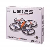 Can Ls 125a Kameralı Turuncu Quadcopter