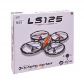 Can Ls 125a Kameralı Yeşil Quadcopter