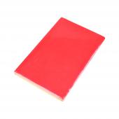 Candy S 351 9x14 Cm Çizgili 56 Yaprak Ciltli Kırmızı Bloknot