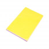 Candy S 351 9x14 Cm Çizgili 56 Yaprak Ciltli Sarı Bloknot