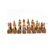 Eski Mısırlı Satranç Seti Km905