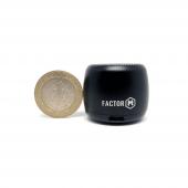 Factor M Mini Kablosuz Bluetooth Hoparlör Gümüş