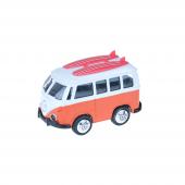 Kartoy My66 Q2111 K15093 Metal Woswos Turuncu Minibüs