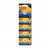 Kodak Ultra Lityum 5li Para Pil Cr1620
