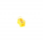 Medya Kapaklı Kalemtıraş Mks 964 Sarı