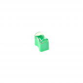 Medya Kapaklı Kalemtıraş Mks 964 Yeşil