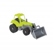 Mgs Oyuncak Power Worker Kepçeli Mini Traktör