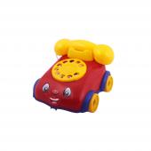 Mgs Smartland Sevimli Telefon Urt 07 0655 Kırmızı