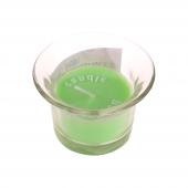 Nerox 100 Gr Yeşil Cam Mum Nrx 1515