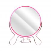 Nerox 12 Cm Fuşya Ayaklı Metal Ayna Nrx 2020