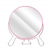 Nerox 19,5 Cm Fuşya Ayaklı Metal Ayna Nrx 2023