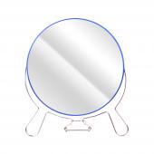 Nerox 19,5 Cm Mavi Ayaklı Metal Ayna Nrx 2023