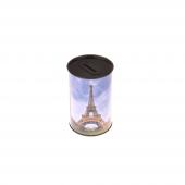 Nerox Eyfel Kulesi Desenli Küçük Metal Kumbara Nrx 1015pr