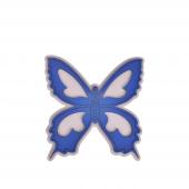 Nerox Nrx 242 Kelebek Mavi Ahşap Nihale