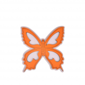 Nerox Nrx 242 Kelebek Turuncu Ahşap Nihale