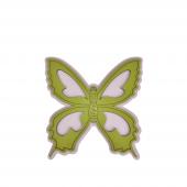 Nerox Nrx 242 Kelebek Yeşil Ahşap Nihale