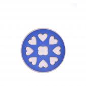 Nerox Nrx 245 Kalpli Mavi Yuvarlak Ahşap Nihale