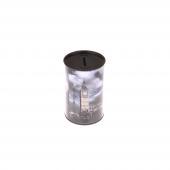 Nerox Saat Kulesi Desenli Küçük Metal Kumbara Nrx 1015ln