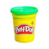 Play Doh Tekli Hamur Koyu Yeşil B6756
