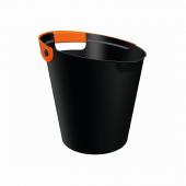 Qutu Q Bucket 10 L Siyah Turuncu Kova