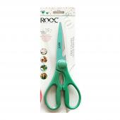 Rooc Ks 012 Koyu Yeşil Desenli Mutfak Makası