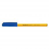 Schneıder Tops 505 F Tükenmez Kalem Mavi Sct105