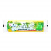 Star Plus Jumbo Boy 300 Gr Yeşil Çöp Torbası