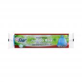 Star Plus Jumbo Boy Endüstriyel 400 Gr Mavi Çöp...