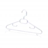 Titiz Tp 147 6lı Beyaz Kristal Elbise Askısı