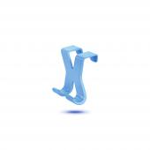 Titiz Tp 238 Mavi Hang İt Çekmece Askısı