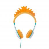 Zagg Little Rockerz Kostüm Kulaklık Aslan