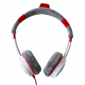 Zagg Little Rockerz Kostüm Kulaklık Ambulans Kırmızı