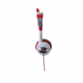 Zagg Little Rockerz Kostüm Kulaklık Ambulans Kırmızı-2