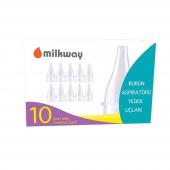 Milkway Burun Aspiratörü Yedek Uç 10lu