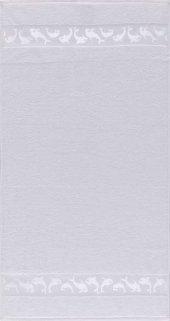 Maisonette Dolphin Havlu 50x90 cm Beyaz