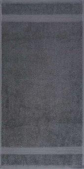 Maisonette Mısır Havlu 41x76 Cm Gümüş Gri