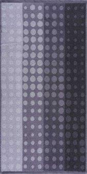 Maisonette Puantiyeli Havlu 50x100 cm Antrazit