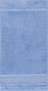 Maisonette Supima Havlu 70x140 Cm Mavi