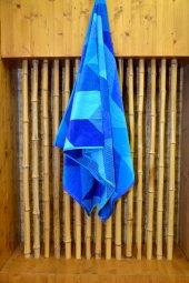 Maisonette Plaj Ko C Blue 86x173 Cm