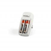 Efcell Pil Şarj Cihazı Ve 2 Adet Pil Ef 705