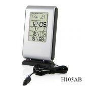 Tt Technic H103ab Termometre Nem Ölçer Saat Alarm