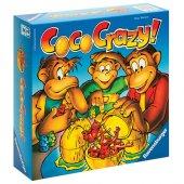 Coco Crazy Maymun Kutu Oyunu Ravensburger