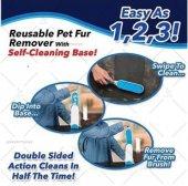 Kedi Köpek Tüyü,insan Kılı,toz Toplayıcı Kendindentemizlemeli Set