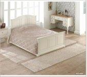 Soley 3 Lü Yatak Odası Halı Seti Lily Vizon