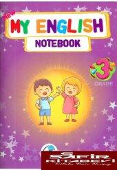 3. Sınıf My English Notebook Molekül Yayınları