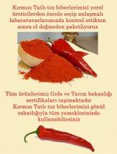 Tatlı Toz Biber Kırmızı 75gr (3adet) Parmak baharat-2