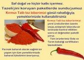 Tatlı Toz Biber Kırmızı 75gr (3adet) Parmak baharat-5