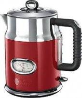 Russell Hobbs 21670 Retro Kettle Su Isıtıcı 2400watt Kırmızı