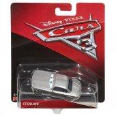 Cars 3 Tekli Figür Sterling Dxv63