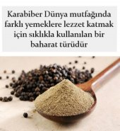 Karabiber (ogutulmus) 60gr (3 adet) Parmak baharat-2